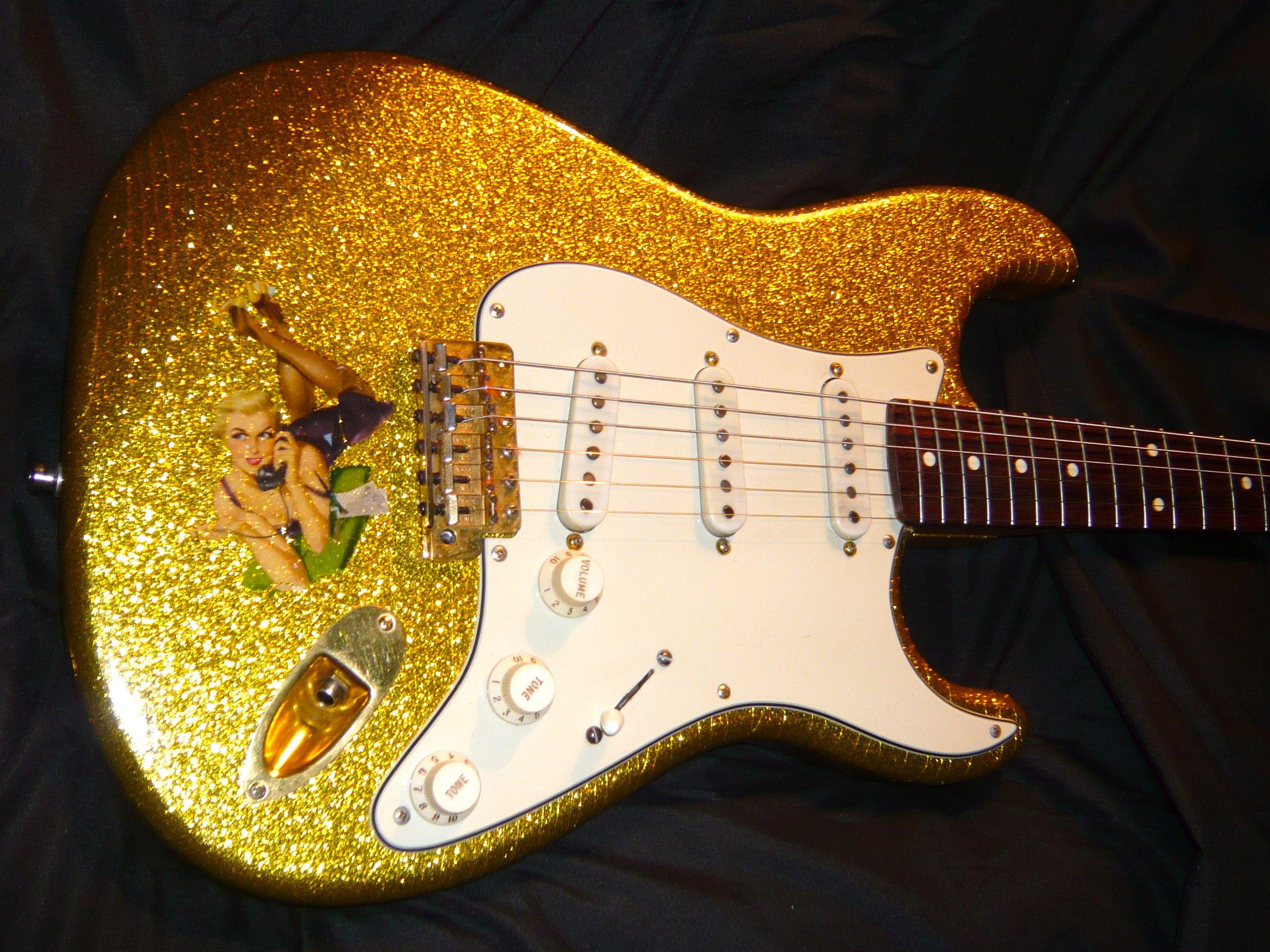 Fender Stratocaster 1993 Joe Bonamassa Tune Your Sound