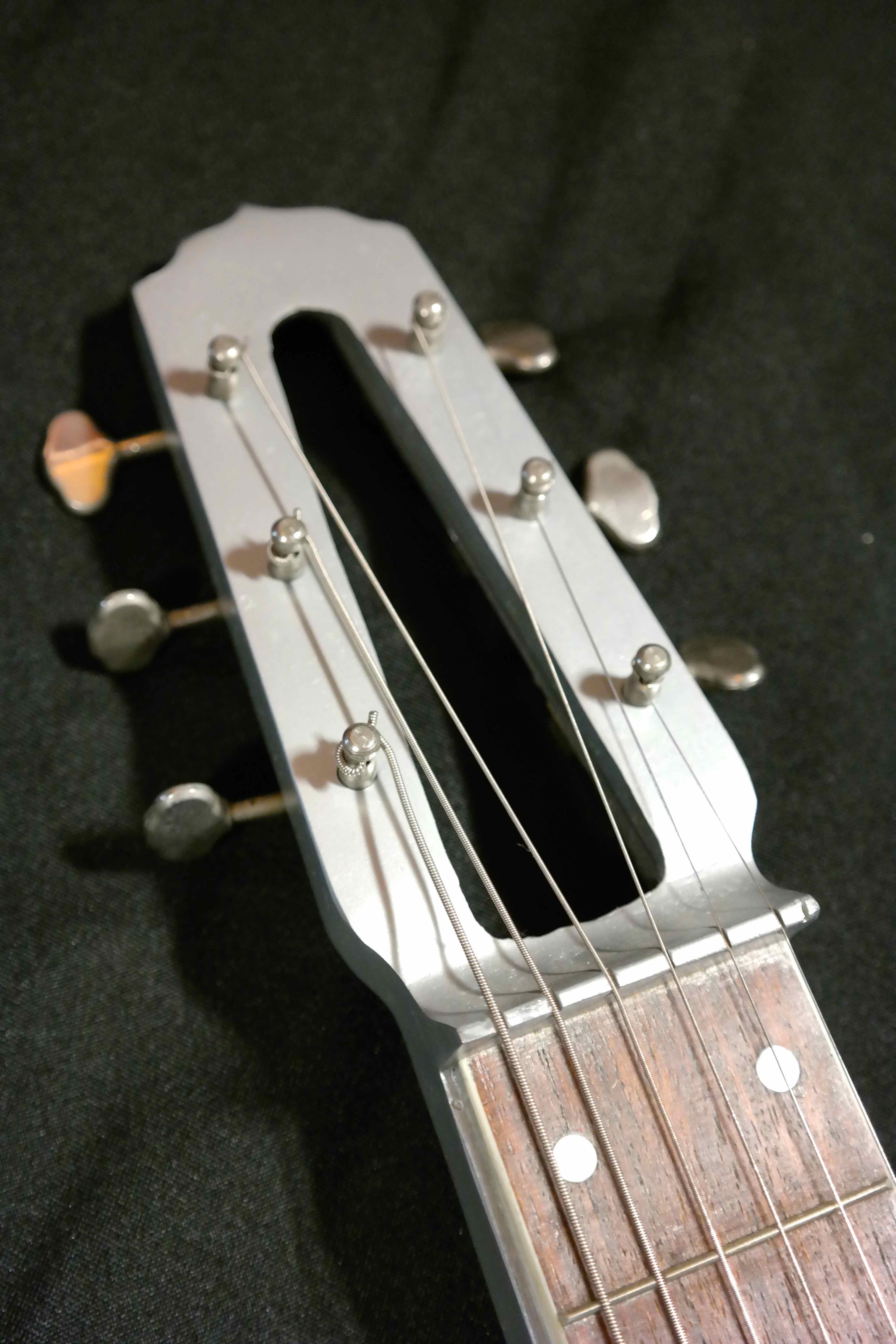 National Electric Hawaiian Lap Steel Electric Guitar