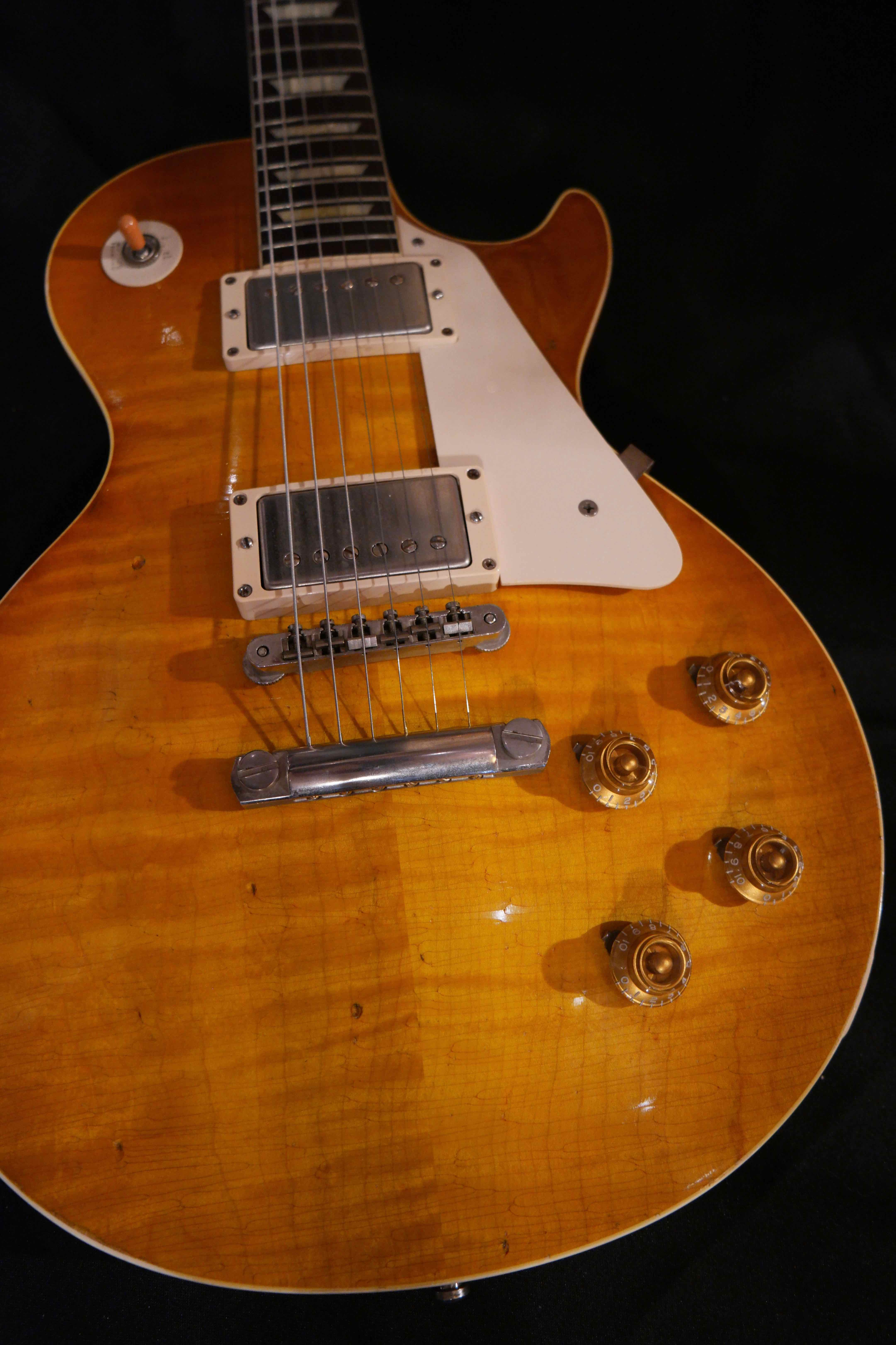 What a serial number can and can t tell you about your Gibson