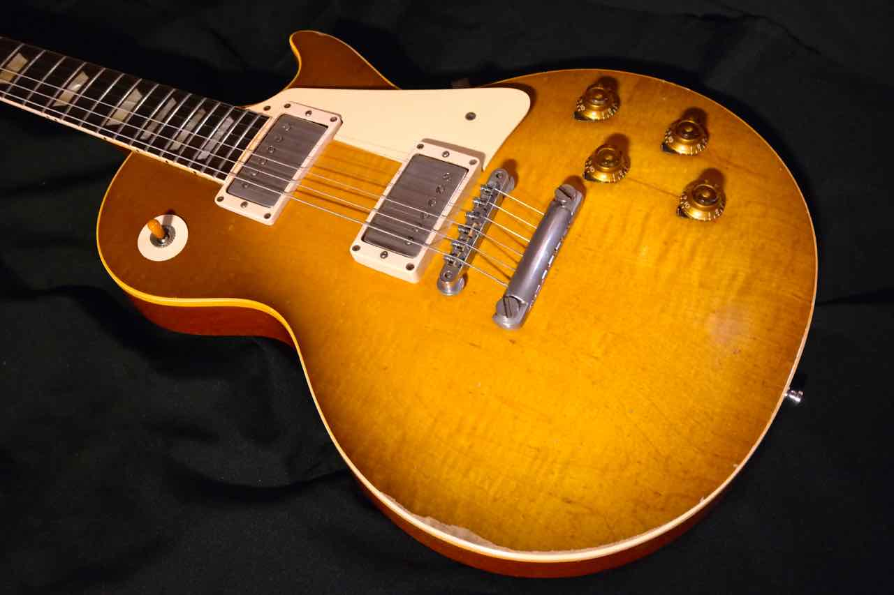 Richie sambora guitar