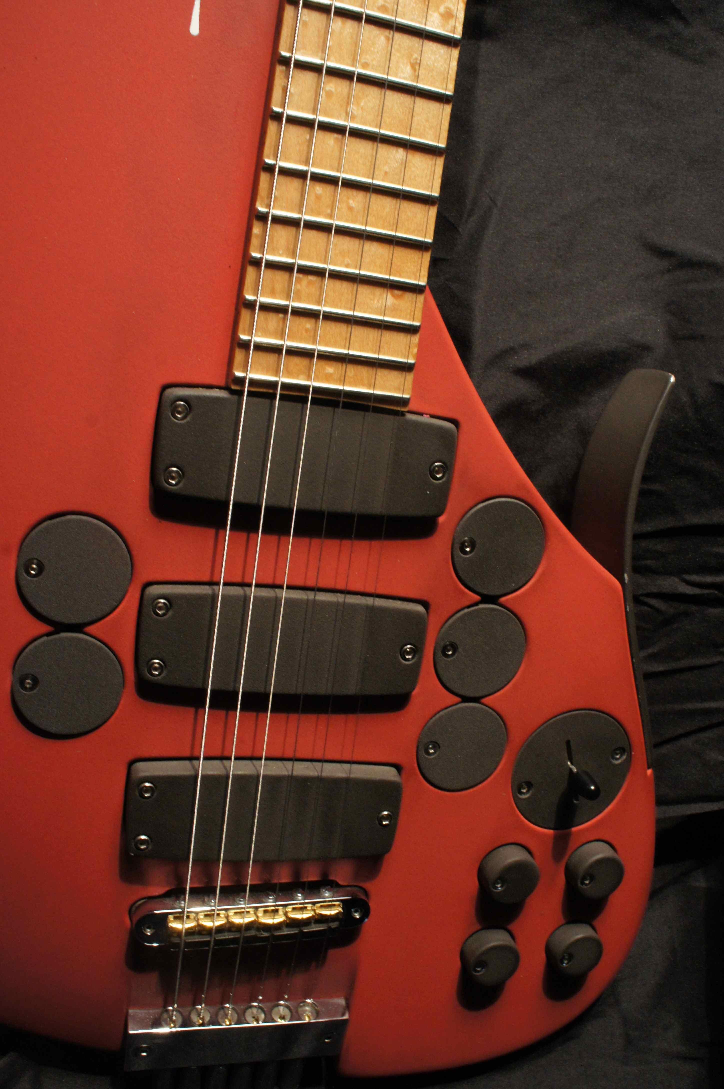Teuffel Tesla 2006 Cameron Morgan Tune Your Sound