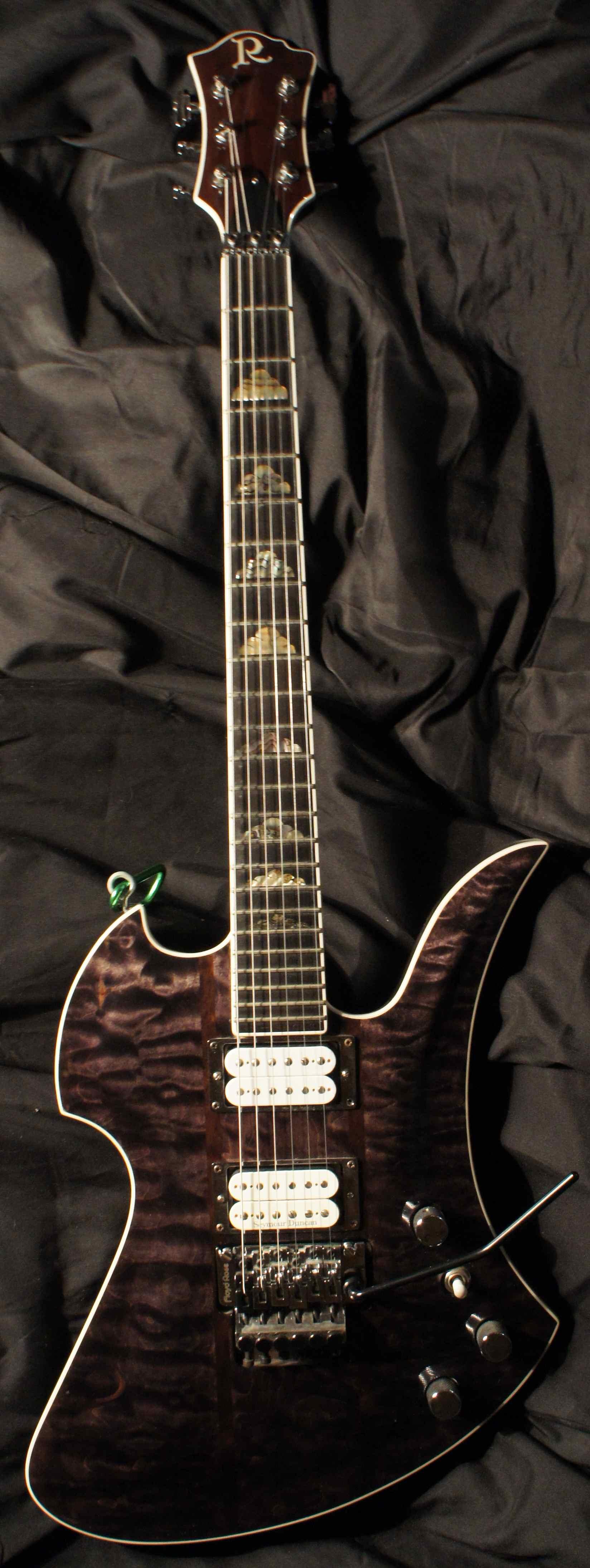 Dating B.C. Rich Guitar info (Guitarsite)
