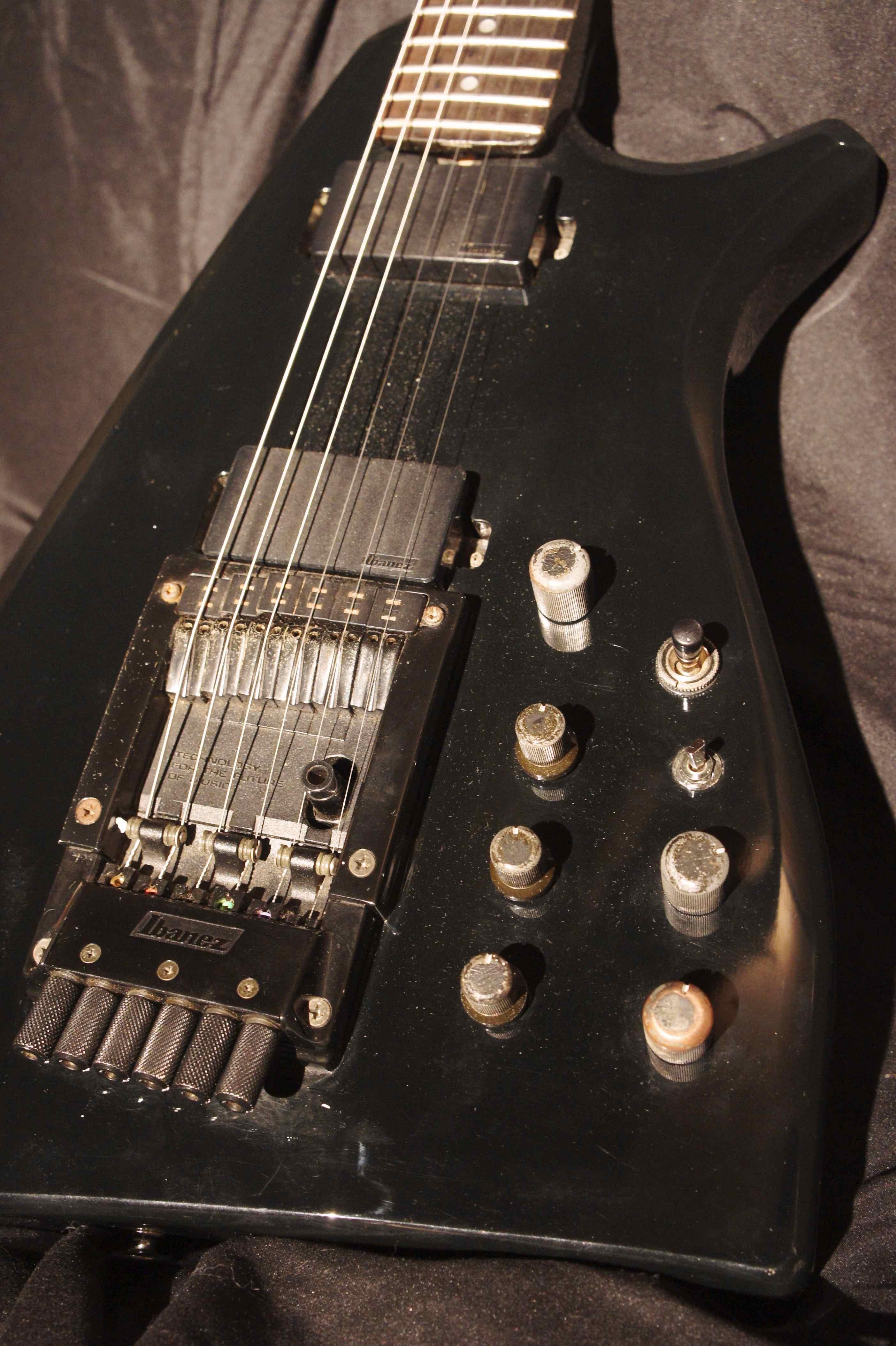 ibanez pedal serial number lookup
