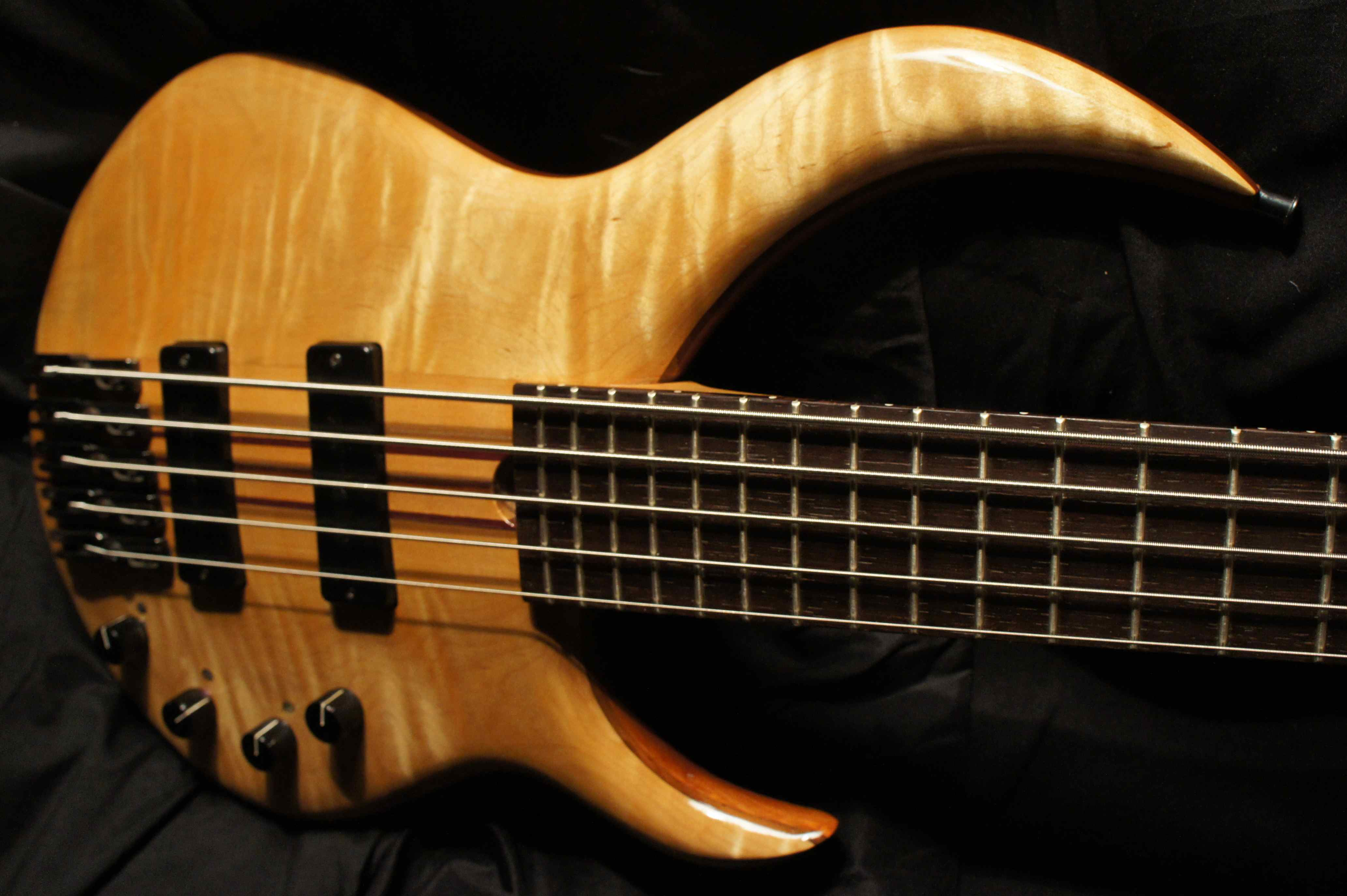 sukop 5 string bass 1997 randy coven tune your sound. Black Bedroom Furniture Sets. Home Design Ideas