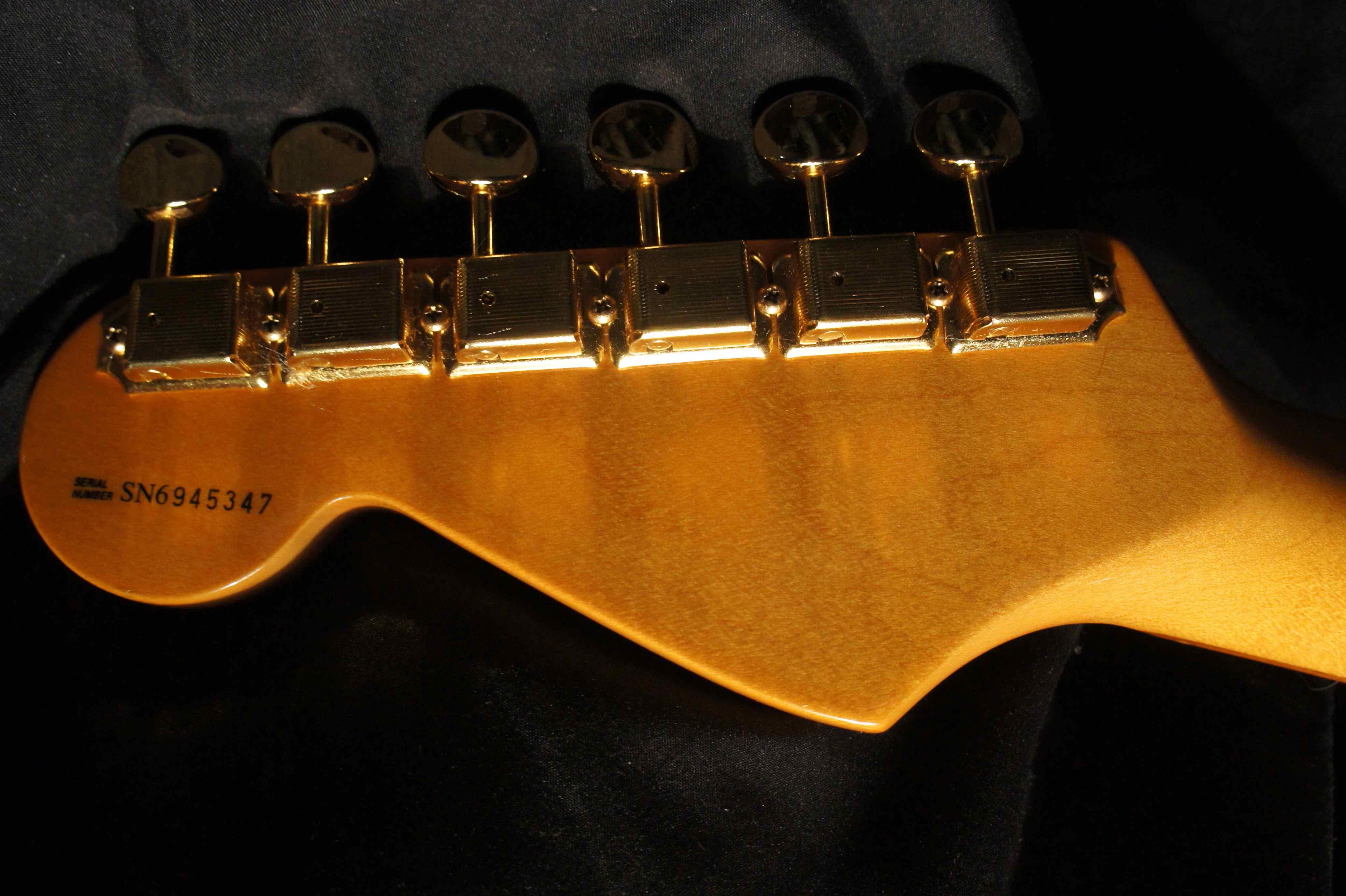 Fender stratocaster serial number dating fender