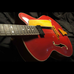 "Curtis, Custom build 17"" Arch-top, 2004 - Arlen Roth"