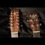 Alvarez, Double Neck Acoustic Guitar DY-87, 1987 -  Trevor Rabin (Yes)
