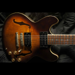 Ibanez, AS-50, 1980 - Jeff Kollman