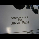 Orange-Matmap,  head 200W  head custom build for Jimmy Page