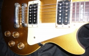 Gibson, Les Paul Standard Gold Top, 1978 - Tony Montana