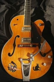 Gretsch, Custom Shop Limited Edition Brian Setzer Tribute 1959 6120 Nashville, 2007