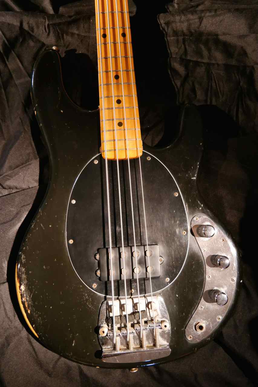 musicman stingray bass 1977 luther rabb tune your sound. Black Bedroom Furniture Sets. Home Design Ideas