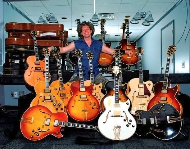 gibson birdland 1992 ted nugent tune your sound. Black Bedroom Furniture Sets. Home Design Ideas