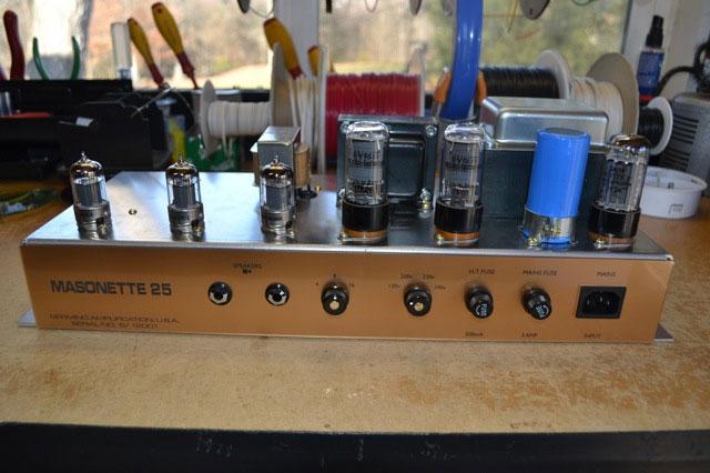 801fd7deb042 Germino Amps - Masonette 25 ™ Head (CE certified) (SOLD)