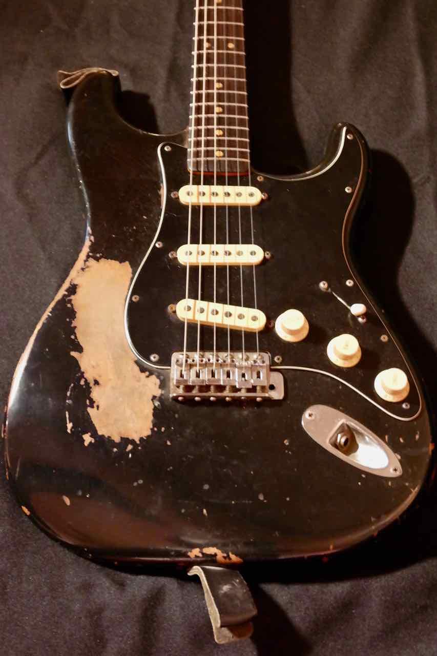 Fender Stratocaster 1964 Steve Holland Molly Hatchet