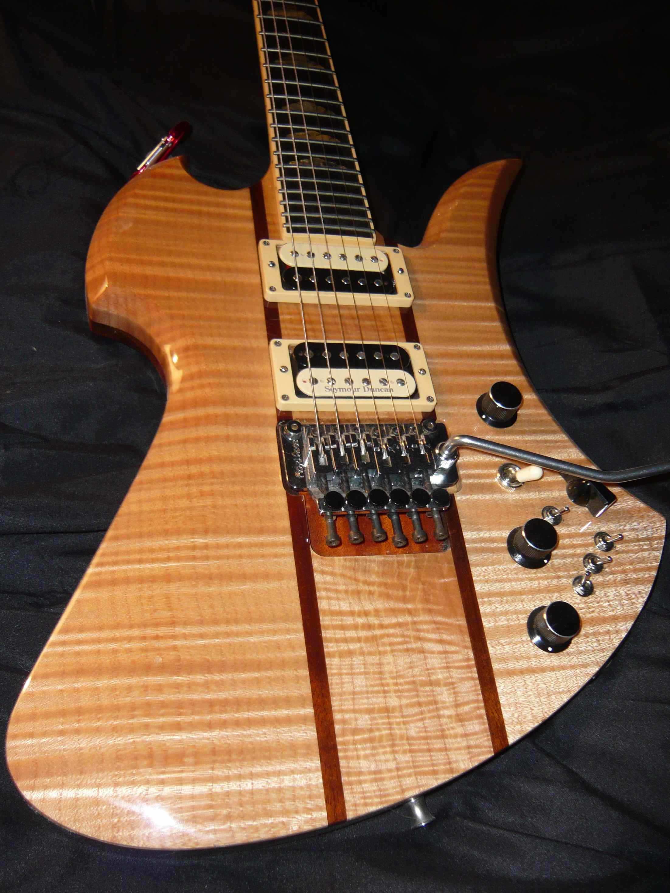 bc rich bass serial number lookup