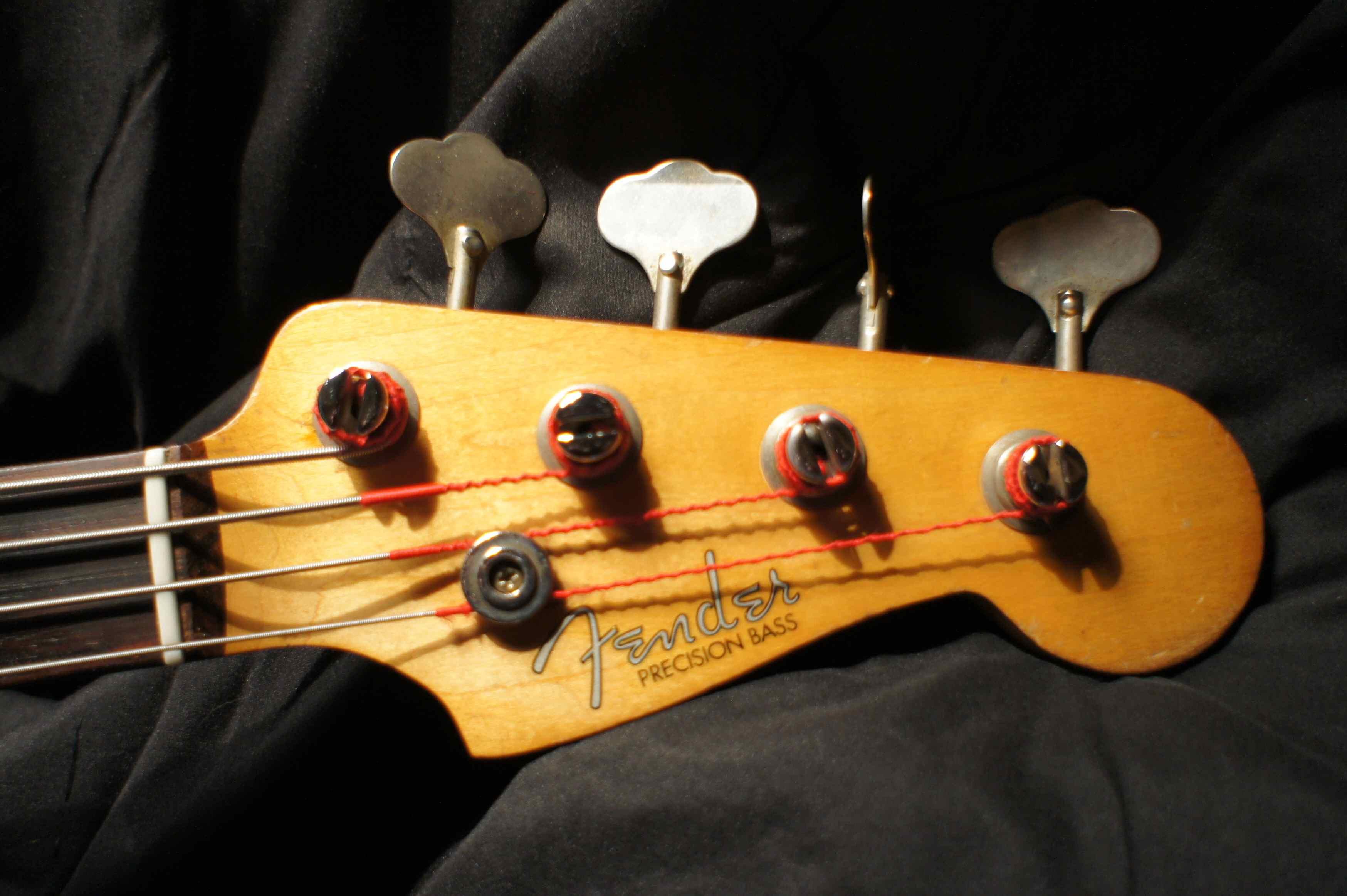 fender precision bass 1959 greg lake tune your sound