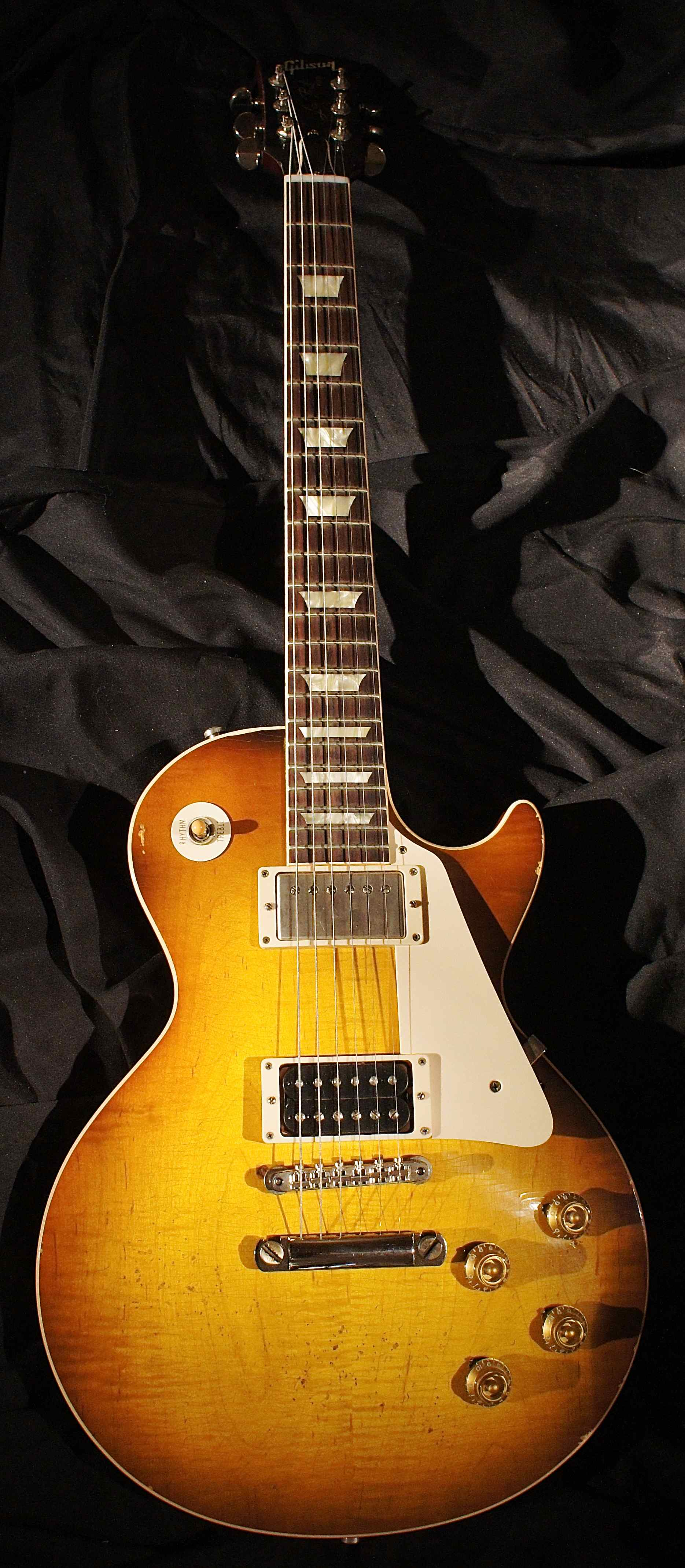 Gibson, Custom Jimmy Page Number Two Les Paul, 2009 | Tune Your Sound