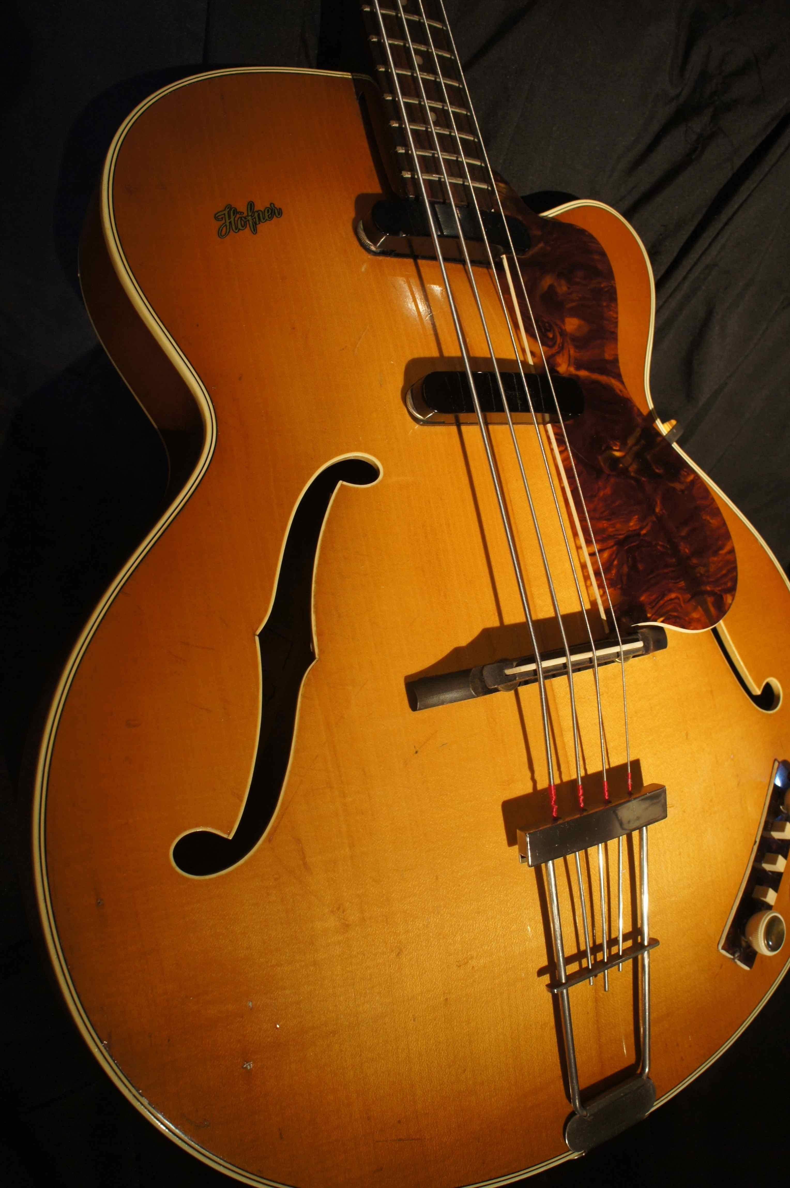 Hofner Bass Guitar : h fner 500 5 bass guitar 1958 tune your sound ~ Hamham.info Haus und Dekorationen