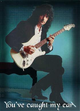Fender Stratocaster Custom Shop Guitar 1990 Ritchie