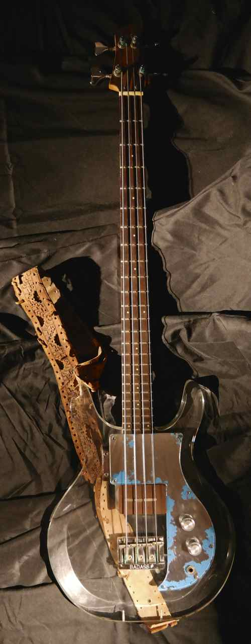 Dan Armstrong Bass Guitar Serial Numbers