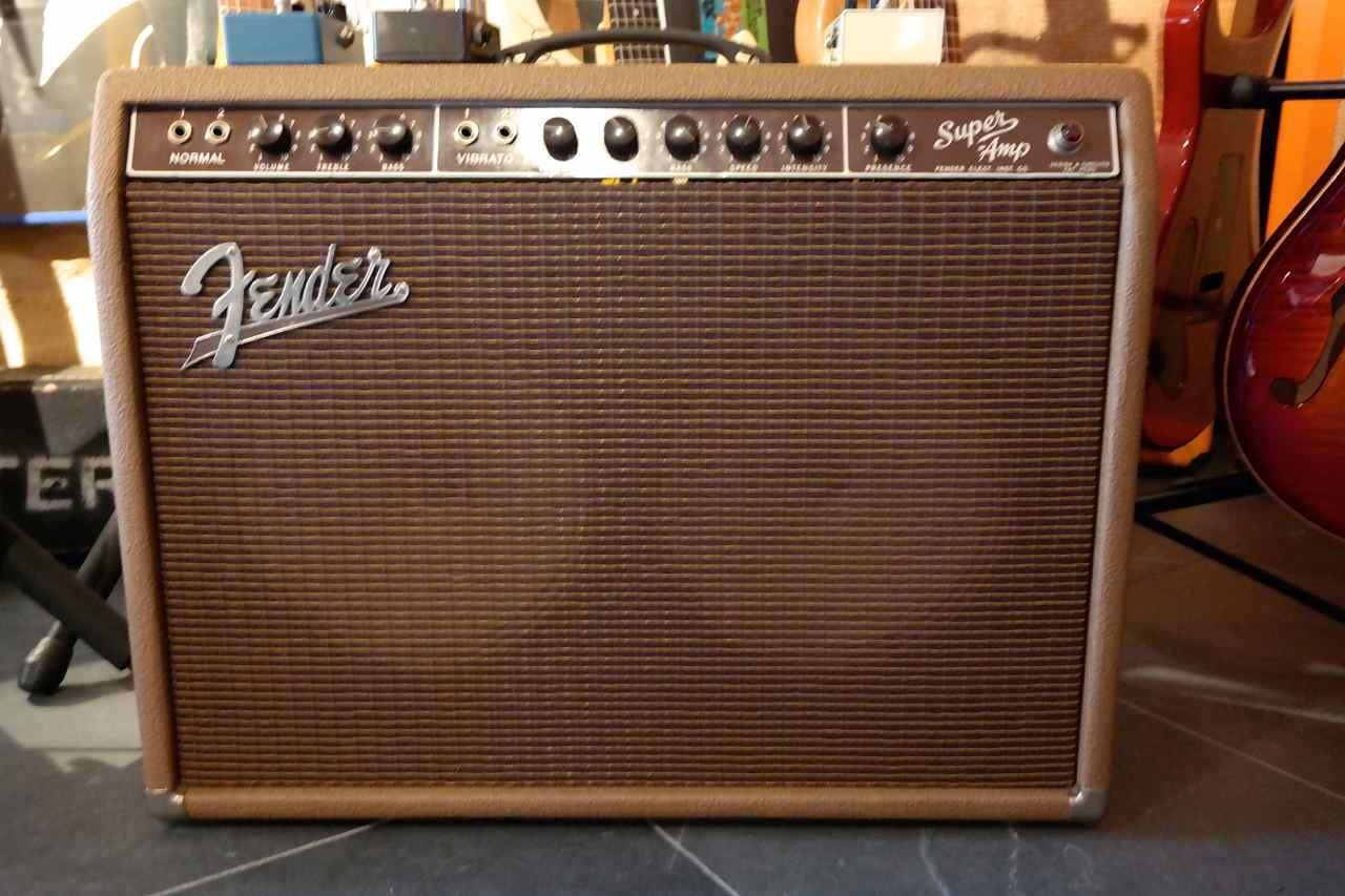 Fender Super Amp 5G4 1960